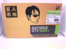 GeForce GTX1050Ti搭載|玄人志向