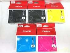 インクカートリッジ 4色5本セット 03|CANON