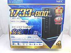 1733+800 無線LANルーター親機単体|NEC