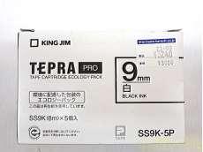 TEPRA PRO テープカートリッジ|KINGJIM