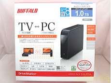 USB2.0接続外付けHDD|BUFFALO
