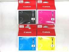 インクカートリッジ 4色セット 01|CANON