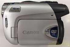 DVDビデオカメラ CANON