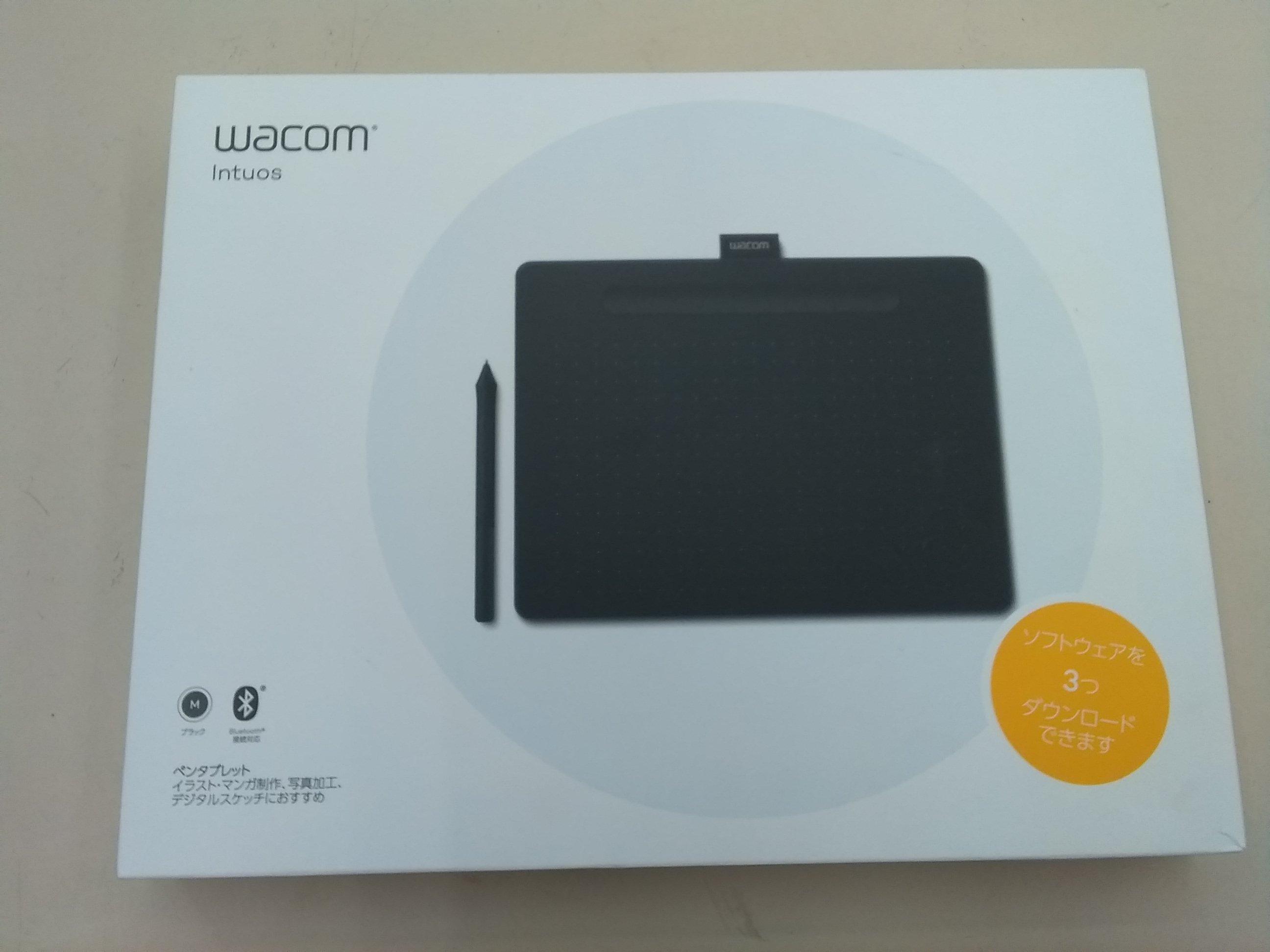 CTL-6100WL/K0 [Wacom Intuos Me|WACOM