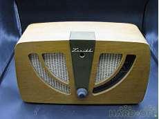1950年代 zenith 真空管ラジオ 6D030|ZENITH