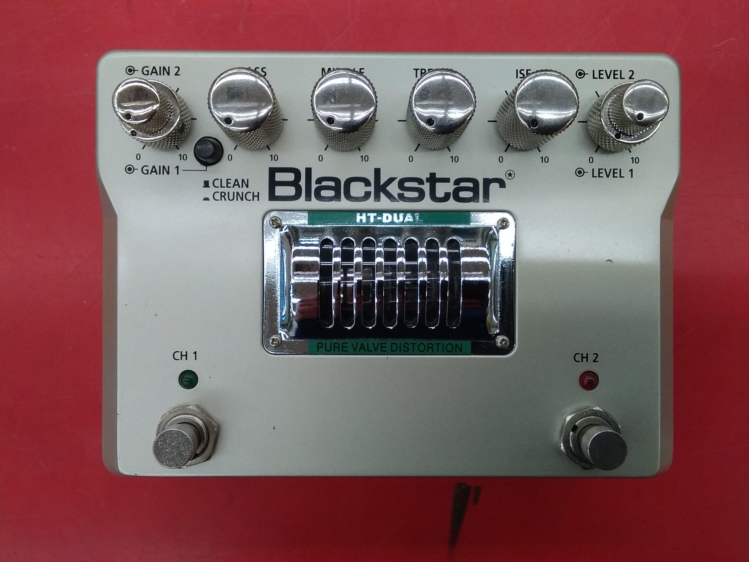 BLACKSTAR/HT-DUAL/エフェクター|BLACKSTAR