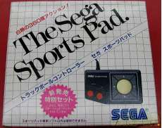 The Sega Sports Pad. (ソフト付)