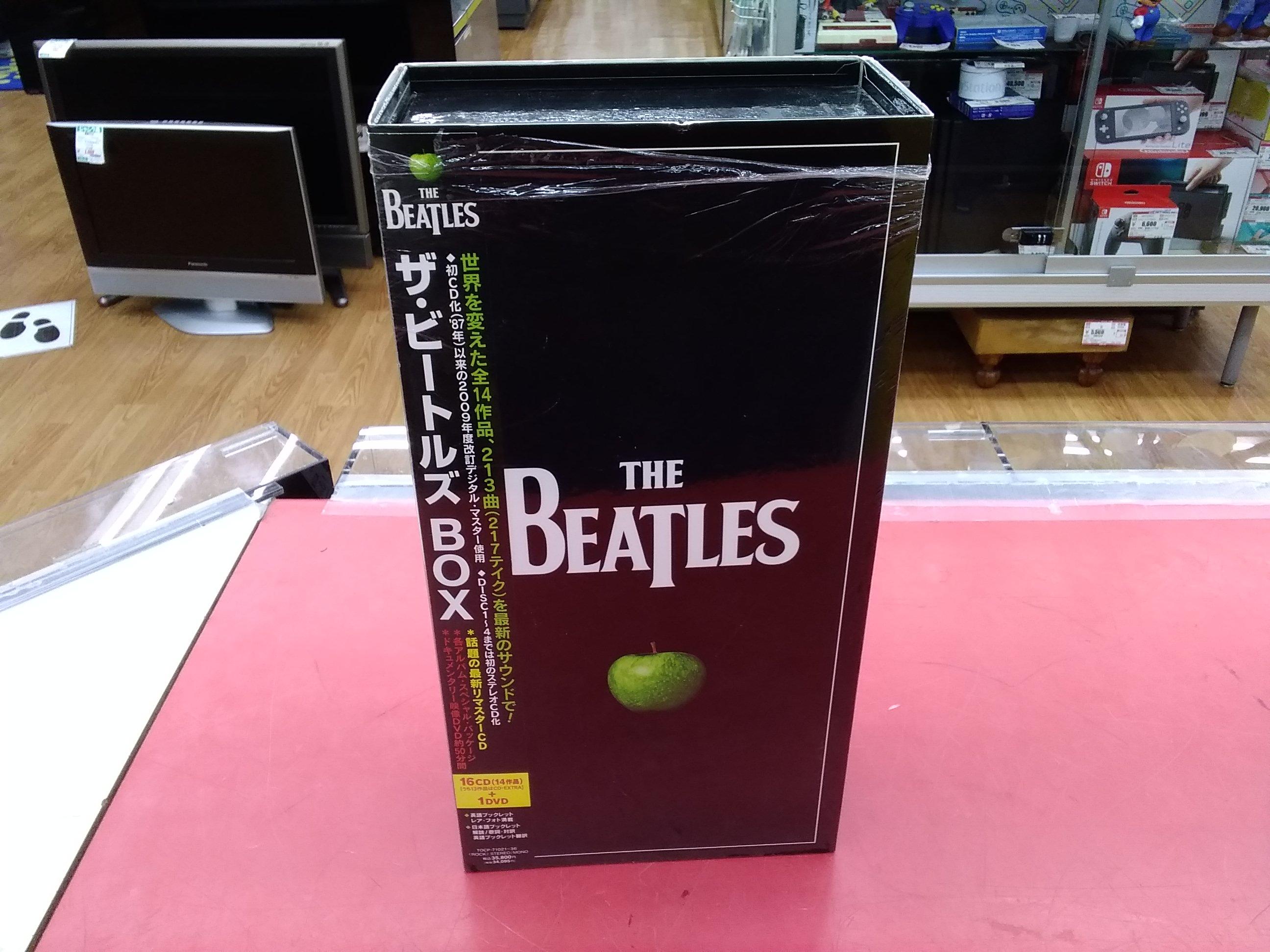 ザ・ビートルズ/ザ・ビートルズ MONO BOX|東芝EMI