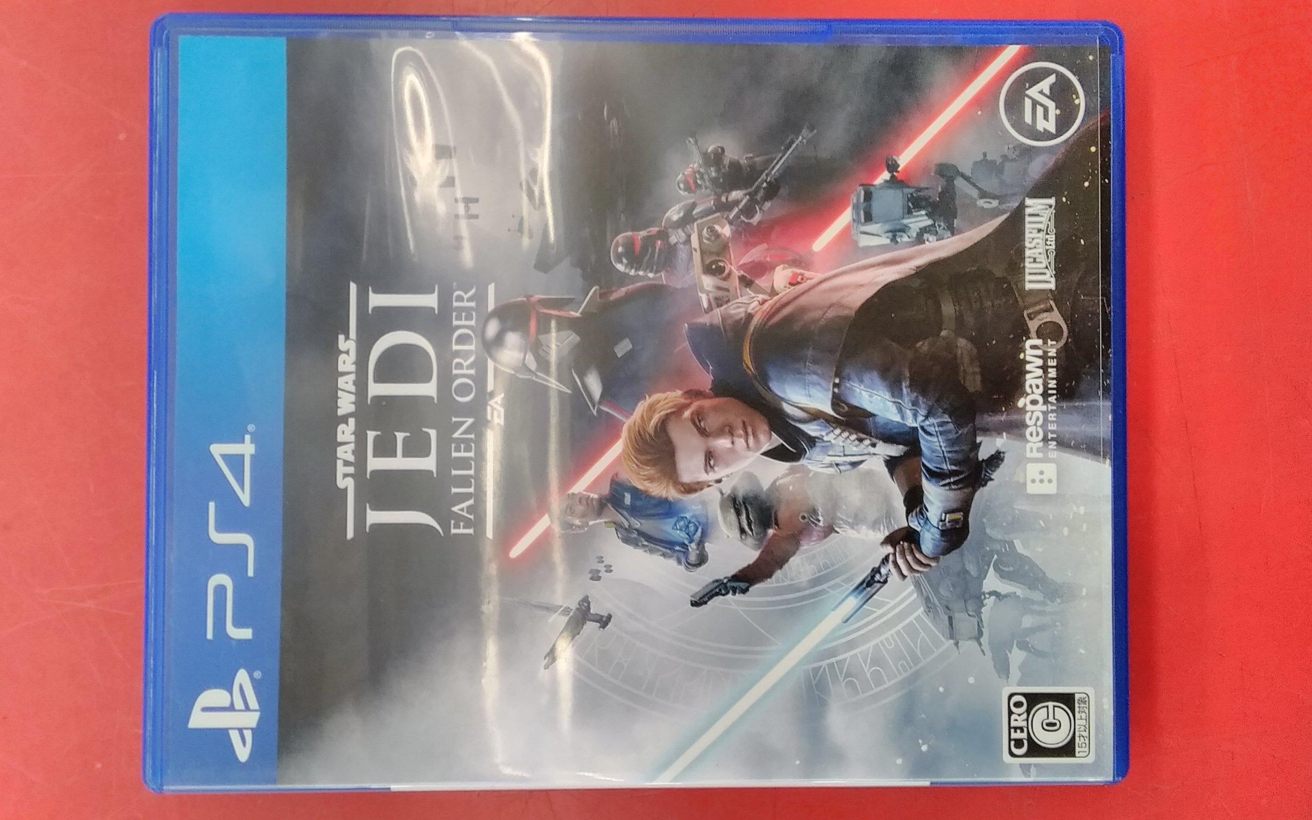 PS4用ソフト/スターウォーズ ジェダイ フォールン オーダ|エレクトロニック・アーツ