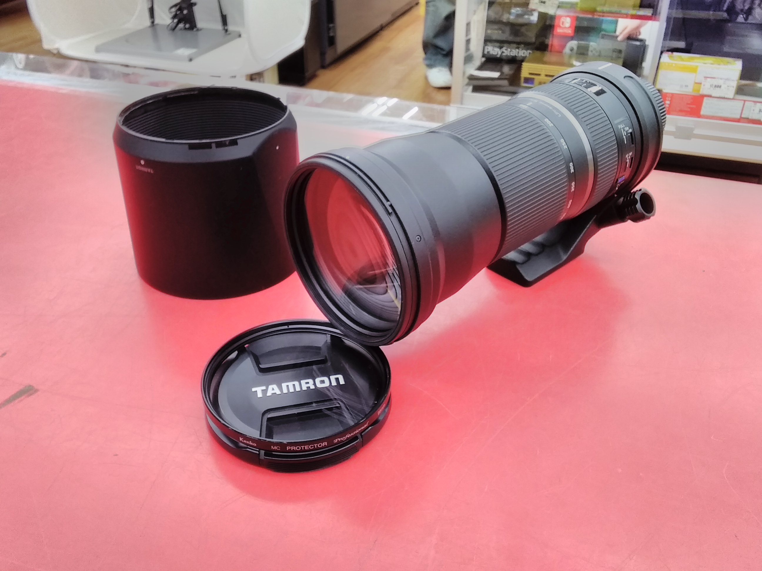 SP 150-600mm F/5-6.3 Di VC USD|TAMRON