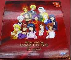 サクラ大戦 COMPLETE BOX|SEGA