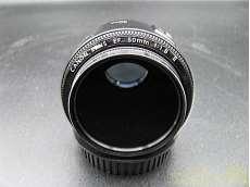 CANON/EF 50mm F1.8 II 単焦点レンズ CANON