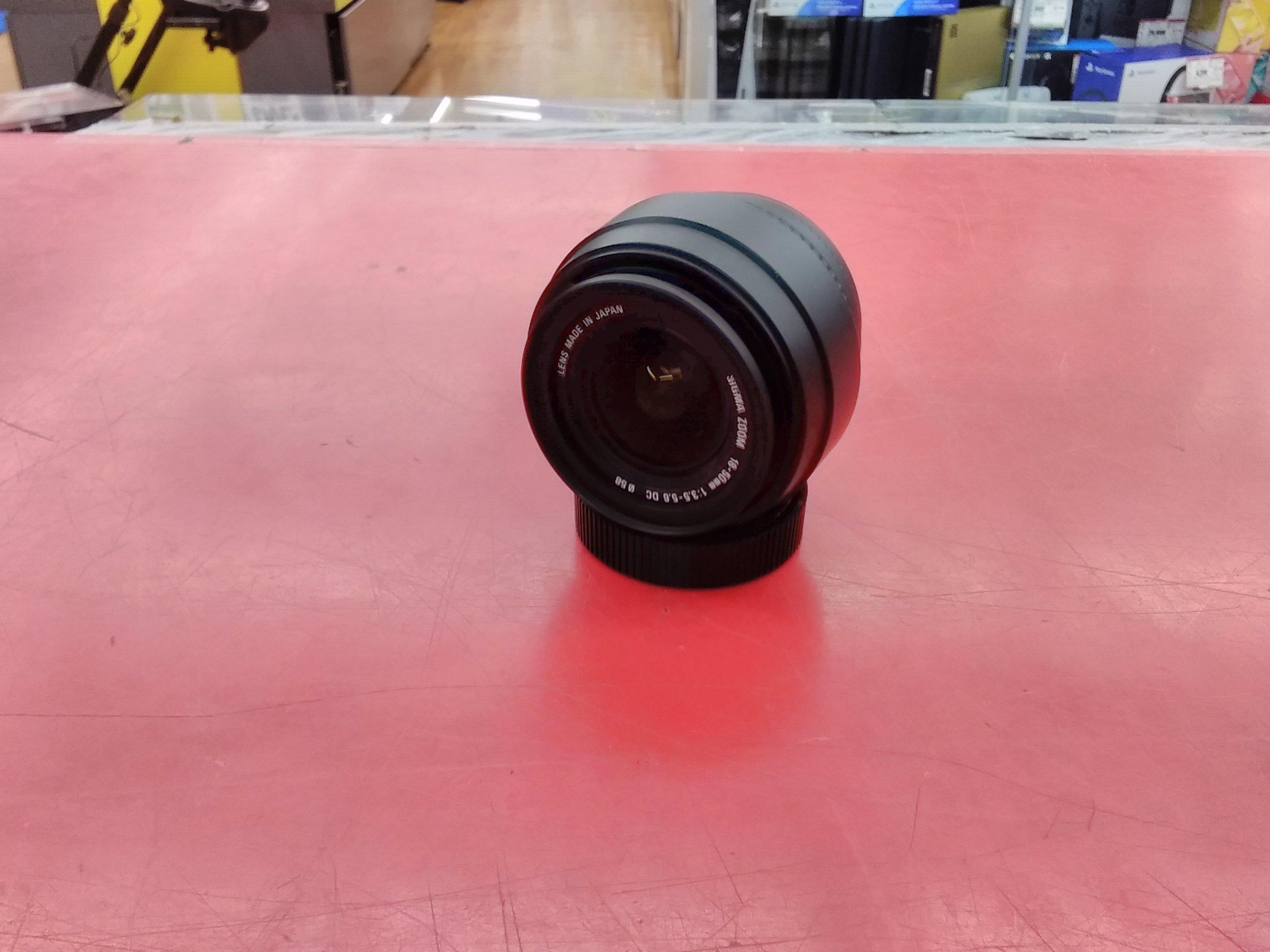 sigma zoom 18-50mm 1 3.5-5.6 d|SIGMA
