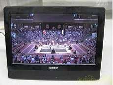 10型ポータブルテレビ BTV-1010K|BLUEDOT