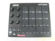 AKAI/USBMIDIパッド/MPD218|AKAI