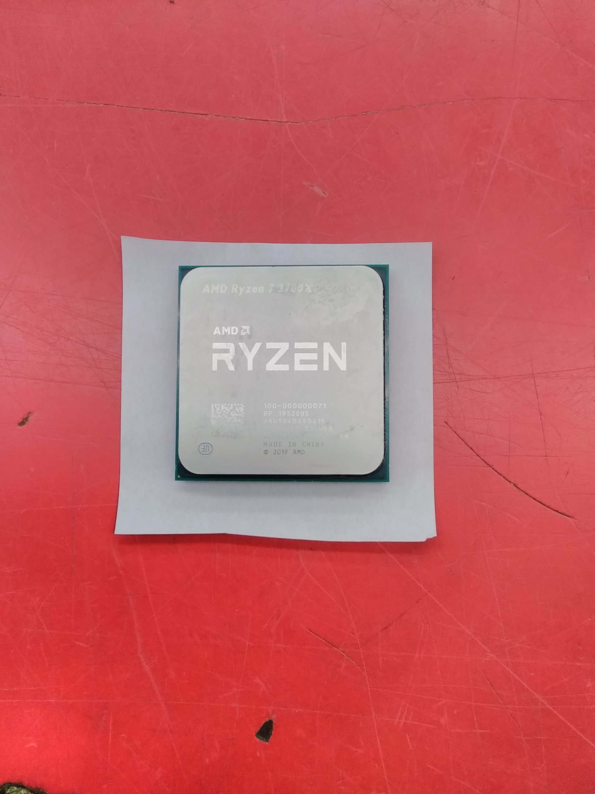 AMD/CPU RYZEN7 3700X|AMD