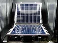 ソーラー発電システム SL-12H Bearmax