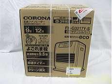 【未使用】CORONA/FH-M2518Y石油ファンヒーター CORONA