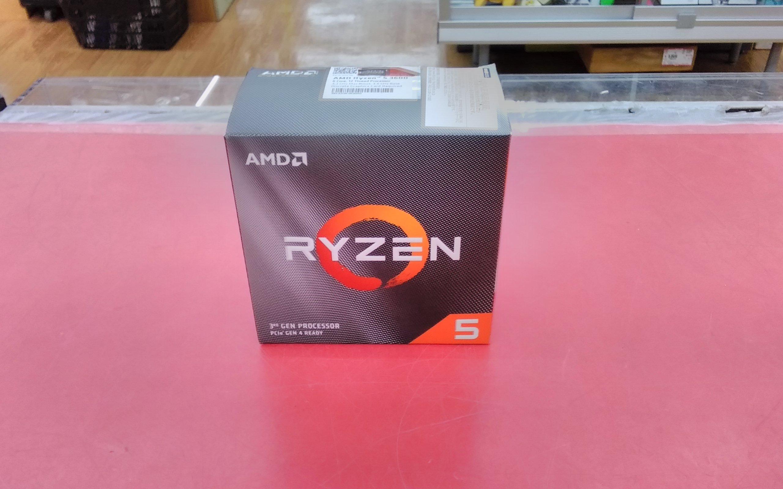 AMD/Ryzen3600/CPU|AMD
