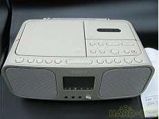 SONY CFD-S401 CDラジカセ|SONY