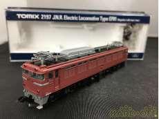 国鉄EF81形電気機関車(長岡運転所・ヒサシ付・一般色)イベント会場限定品|TOMIX