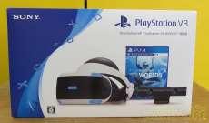 (未使用品)PlayStation VR本体|SONY