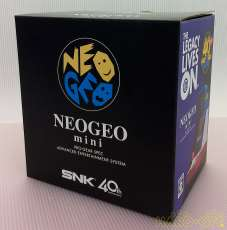 NEO GEO MINI|SNK