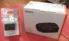 ※未開封品※デジタル4Kビデオカメラ(追加バッテリー付属)|SONY