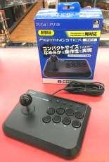 ※PS4/PS3両対応※ファイティングスティックmini|HORI