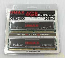 DDR2-800/PC2-6400|UMAX