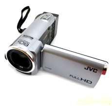 メモリビデオカメラ JVC/VICTOR