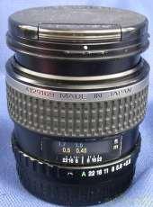 広角単焦点レンズ