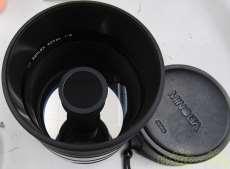 望遠単焦点レンズ MINOLTA