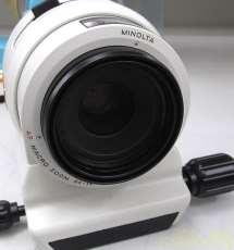 標準・望遠単焦点レンズ MINOLTA