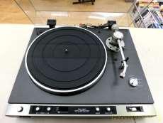 SONYのダイレクトドライブフルオートレコードプレイヤー|SONY