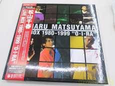 松山千春25周年記念BOX|日本コロムビア