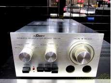 STAXプリメインアンプ SRA-10S|STAX