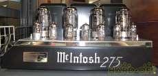 パワーアンプ(管球式)|MCINTOSH