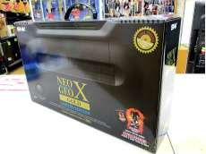 ネオジオの名作が甦る!NEOGEO X GOLD|SNK