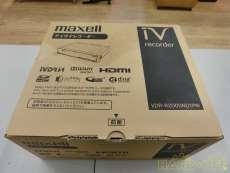 未使用品 MAXELL HDDレコーダー|HITACHI MAXELL