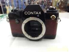 現状品 CONTAX 137 MD QUARTZ|CONTAX/KYOCERA