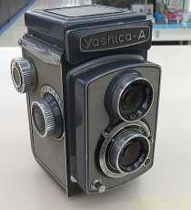 レンジファインダーカメラ|YASHICA