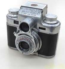 二眼レフカメラ|BOLSEY