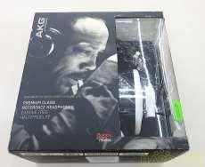 密閉型スタジオモニターヘッドフォン|AKG