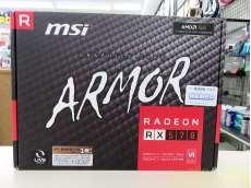 MSI Radeon RX 570 ARMOR 8G MSI