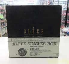 ALFEE SINGLE BOX|PONY CANYON