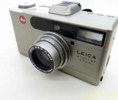 コンパクトフィルムカメラ|LEICA