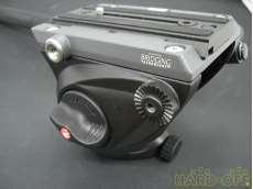 プロフルード ビデオ雲台 60mm フラットベース|MANFROTTO