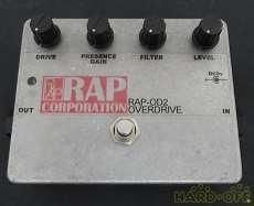 歪み系エフェクター|RAP CORPORATION