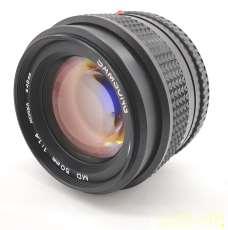 標準・中望遠単焦点レンズ SAMSUNG